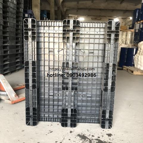 pallet nhựa chịu tải cao