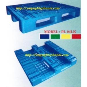 Pallet nhựa PL04LK