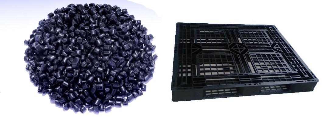 pallet nhựa tái sinh