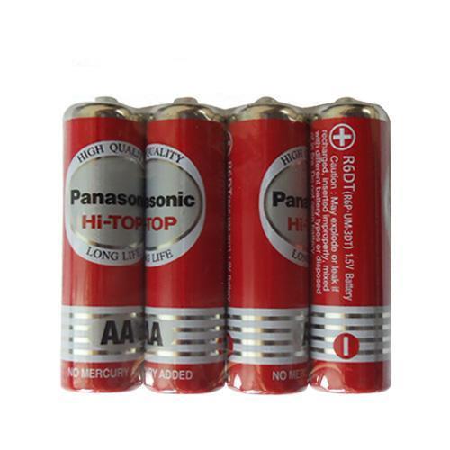 Pin Panasonic Hi-Top AA R6DT/4S