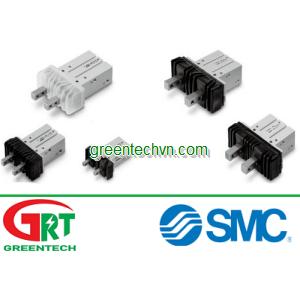 Parallel gripper / pneumatic / 2-jaw / long-stroke ø 10 - 40 mm | SMC Vietnam | SMC Thiết bị khí nén