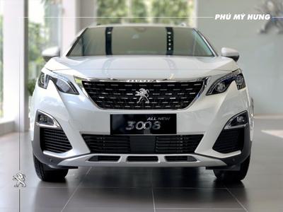 Peugeot 3008 ALLURE 2021 - Trắng KWE