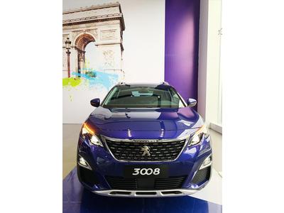 Peugeot 3008 ALLURE 2021 - XANH EGG