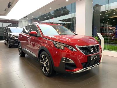 Peugeot 3008 Đỏ Ultimate