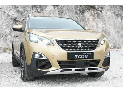 Peugeot 3008 Vàng Ánh Kim