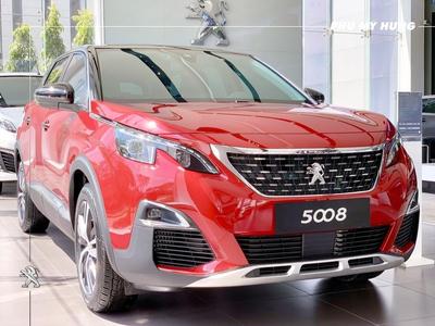 Peugeot 5008 Allure 2021 - Đỏ LQV