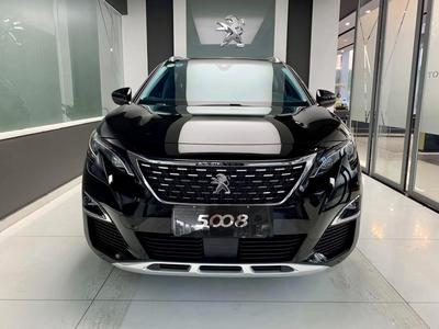 Peugeot 5008 - Black KTV