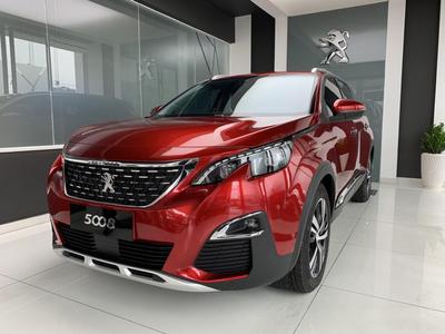 Peugeot 5008 Đỏ Ultimate