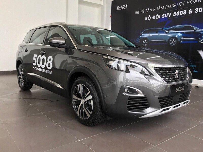 Peugeot 5008 - Hình 51