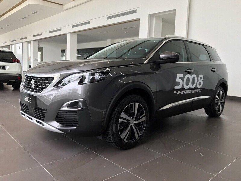 Peugeot 5008 - Hình 53