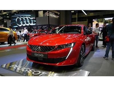 Peugeot 508 2020 đe dọa Toyota Camry và Mazda 6 | Peugeot Chính hãng 0969 693 633