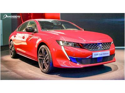 Peugeot 508 Allnew 2021 | Đối thủ của Camry và Honda Accord