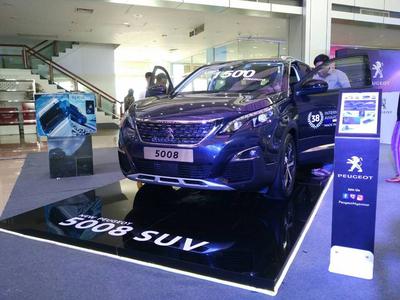 Peugeot -Dòng xe Âu thế hệ mới bán chạy nhất tại thị trường Việt Nam (Hotline: 0969 693 633)