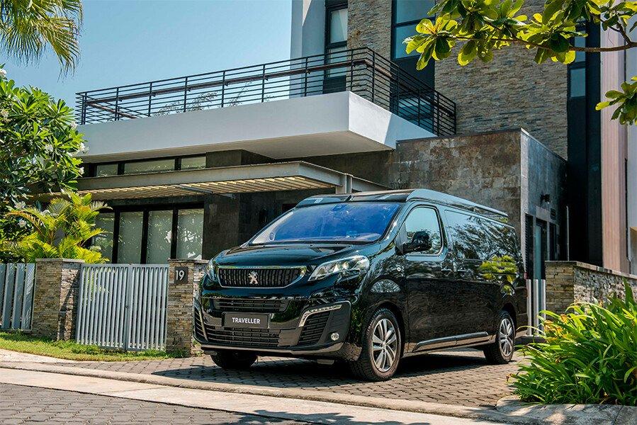 Peugeot Traveller 2021 - Hình 1