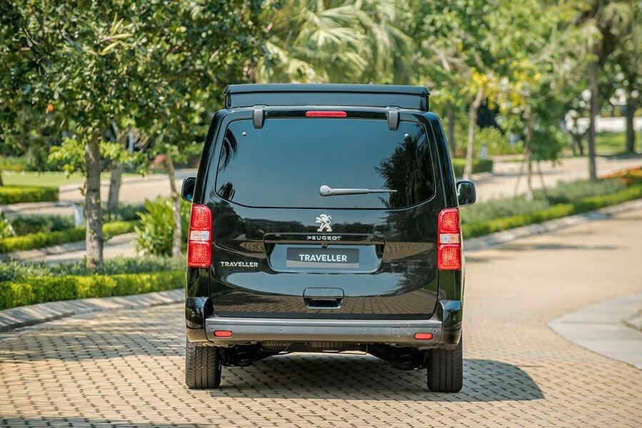Peugeot Traveller 2021 - Hình 13