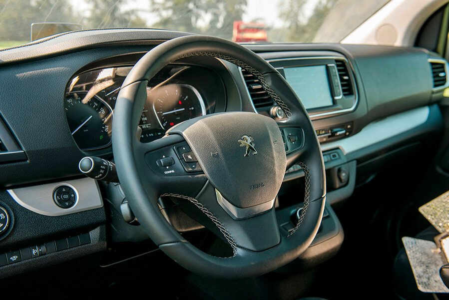 Peugeot Traveller 2021 - Hình 14