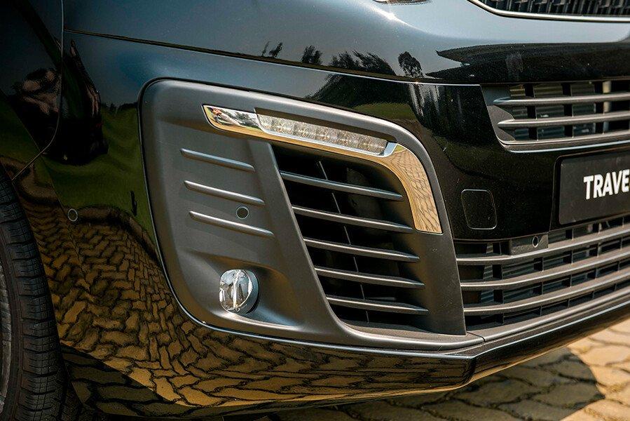 Peugeot Traveller 2021 - Hình 6