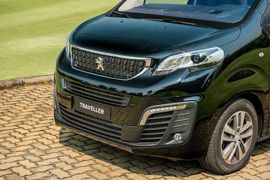 Peugeot Traveller 2021 - Hình 3