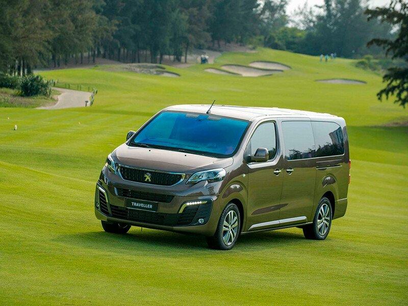 Peugeot Traveller 2019 - Hình 7