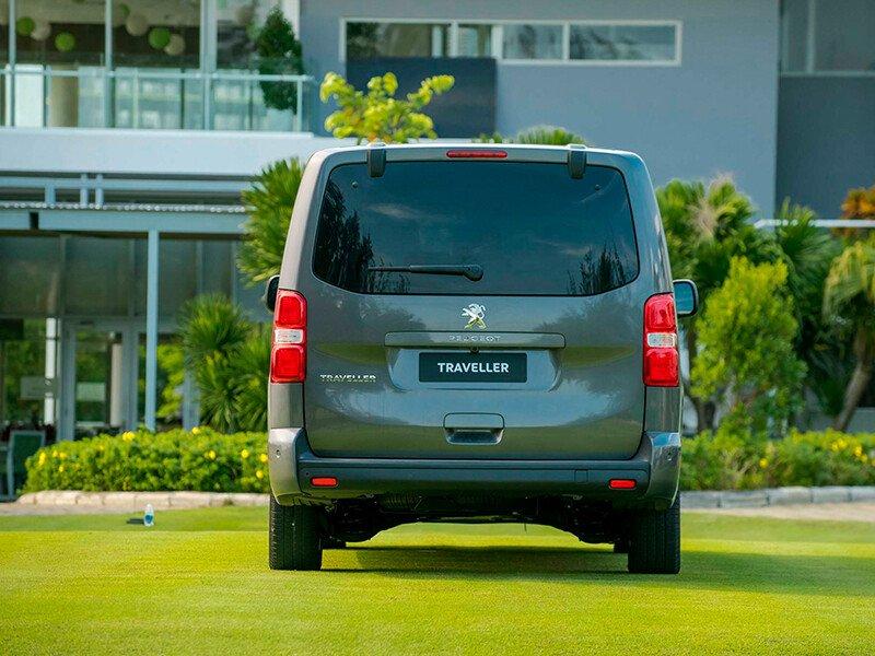 Peugeot Traveller 2019 - Hình 12