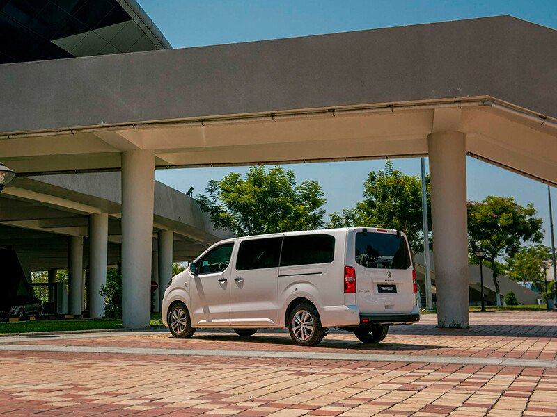 Peugeot Traveller 2021 - Hình 9