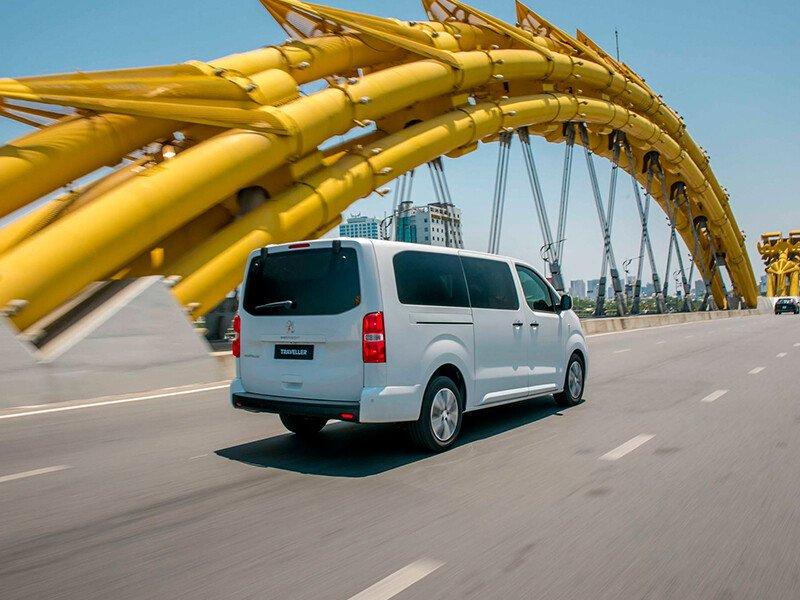Peugeot Traveller 2021 - Hình 11