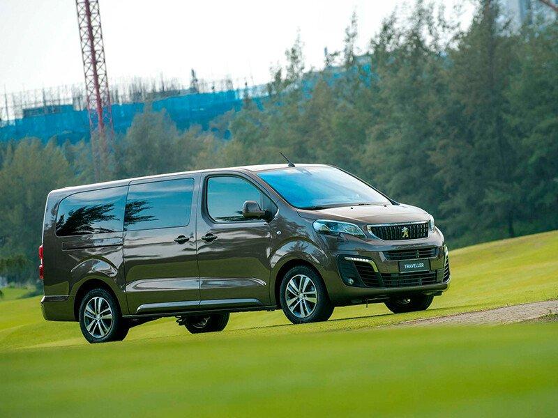 Peugeot Traveller 2021 - Hình 8