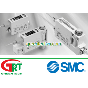 Digital flow switch / in-line 0.2 - 100 l/min | PFM | Công tắc SMC | SMC Vietnam | SMC