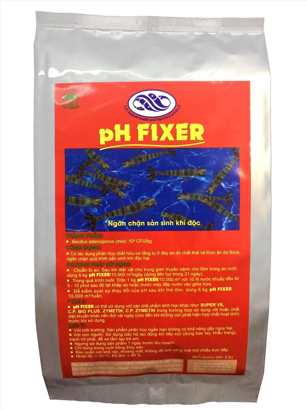 CP- PH FIXER