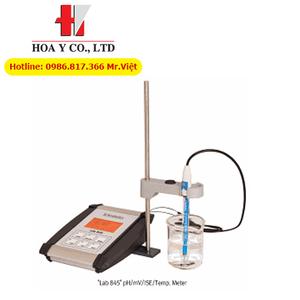 Máy đo pH / mV / ISE để bàn Lab485 SI Analytics