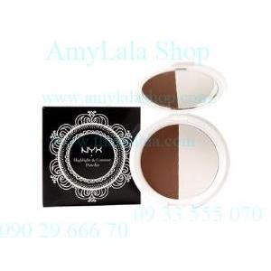 Phấn 2in1 NYX Highlight & Contour Powder Combo - 0933555070 - 0902966670 :