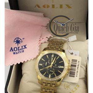 Phân biệt đồng hồ AOLIX chính hãng chính xác nhất!