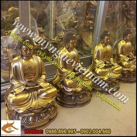 Phân biệt sự khác nhau giữa tượng Phật Thích Ca và Phật Di Đà