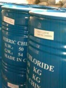 Phèn Sắt( III) Clorua FeCl3 40%