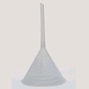 Phễu nhựa rãnh xoáy (isolab -đức)