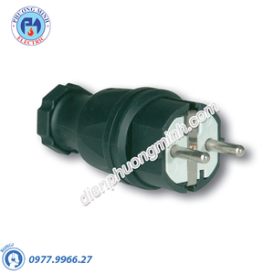 Phích cắm cao su di động không kín nước - Model F0511-S