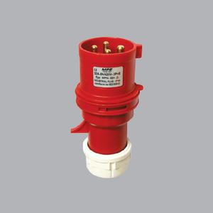 Phích cắm loại di động có kẹp giữ dây MPN-014