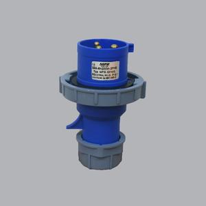 Phích cắm loại di động có kẹp giữ dây MPN-0232