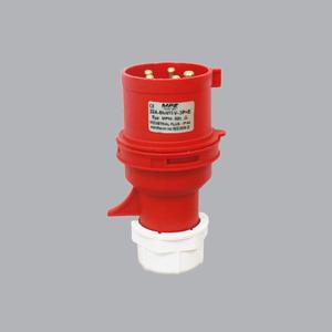 Phích cắm loại di động có kẹp giữ dây MPN-025