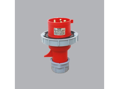 Phích cắm loại di động có kẹp giữ dây MPN-0252