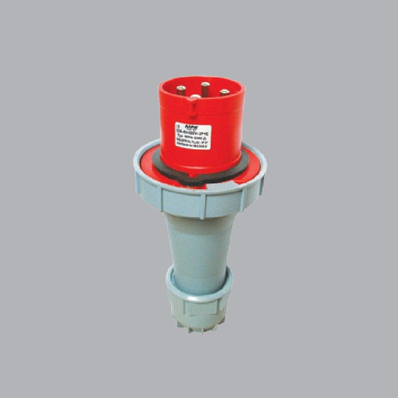 Phích cắm loại di động có kẹp giữ dây MPN-044K