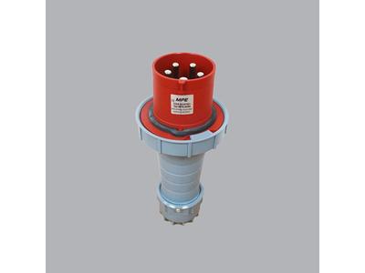 Phích cắm loại di động có kẹp giữ dây MPN-045K