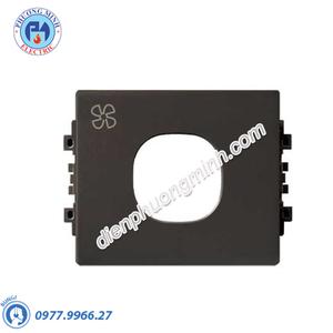 Phím che cho Dimmer quạt size M màu đồng - Model 8430MFRP_BZ