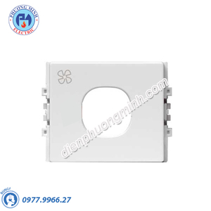 Phím che cho Dimmer quạt size M - Model 8430MFRP_WE