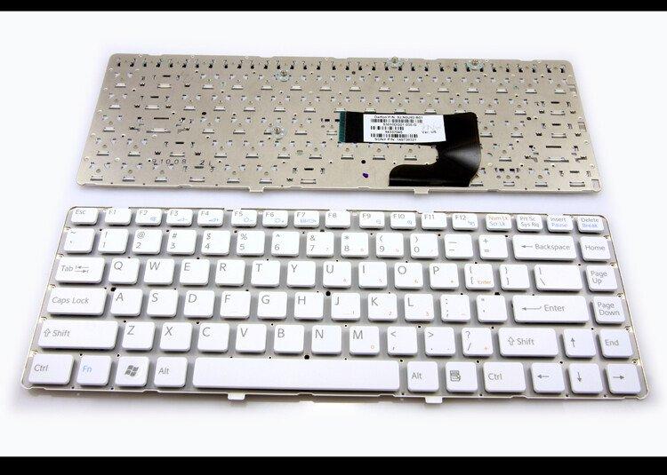 bàn phím laptop sony PCG-7184L trắng