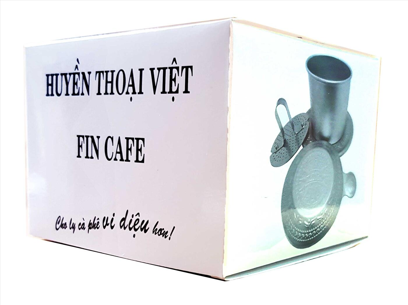Fin cafe Nhôm cao cấp Trung Nguyên
