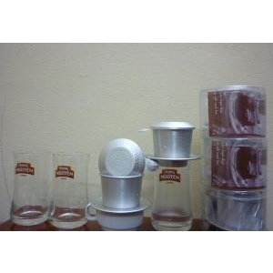 Phin pha cafe, Ly Cốc Trung Nguyên