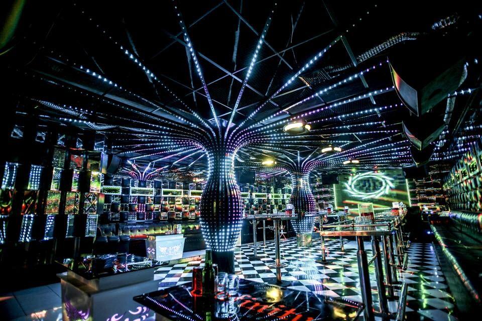 Thiết kế thi công phòng hát karaoke VIP Led Full tại Hải Phòng