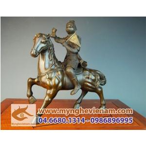 Tượng phong hầu khỉ cưỡi ngựa, tượng thăng quan tiến chức