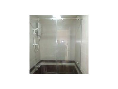 Phòng tắm kính 90 độ - Phòng tắm kính góc